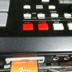 【AKAI MPC】シークエンス内各トラックへのリアルタイム録音方法
