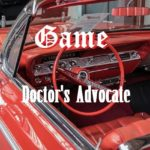『GAME/DOCTOR'S ADVOCATE』レビュー-2nd LP without the Doc