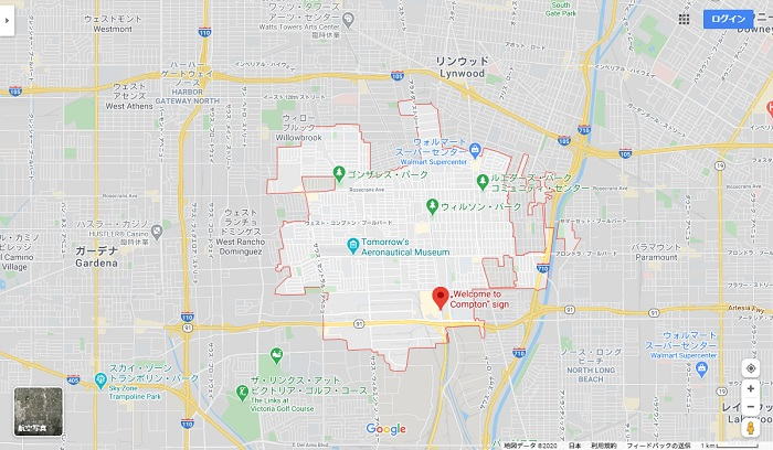 Google Map Compton_03